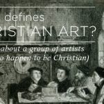Christian Art: Love your work