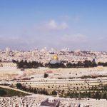 Slouching towards Jerusalem: Journey to the Holyland