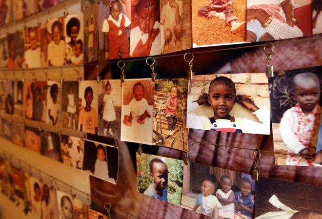 Children killed in the Rwandan Genocide. Flickr photo (cc) DFID-UK-Department-for-International-Development