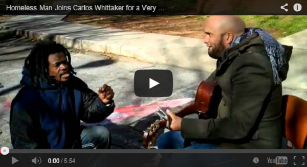 carlos-whittaker-homeless-man-video