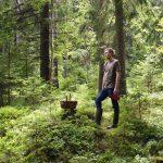 Stranded in the backwoods of Sweden